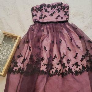 Lilac Betsey Johnson Dress size 6